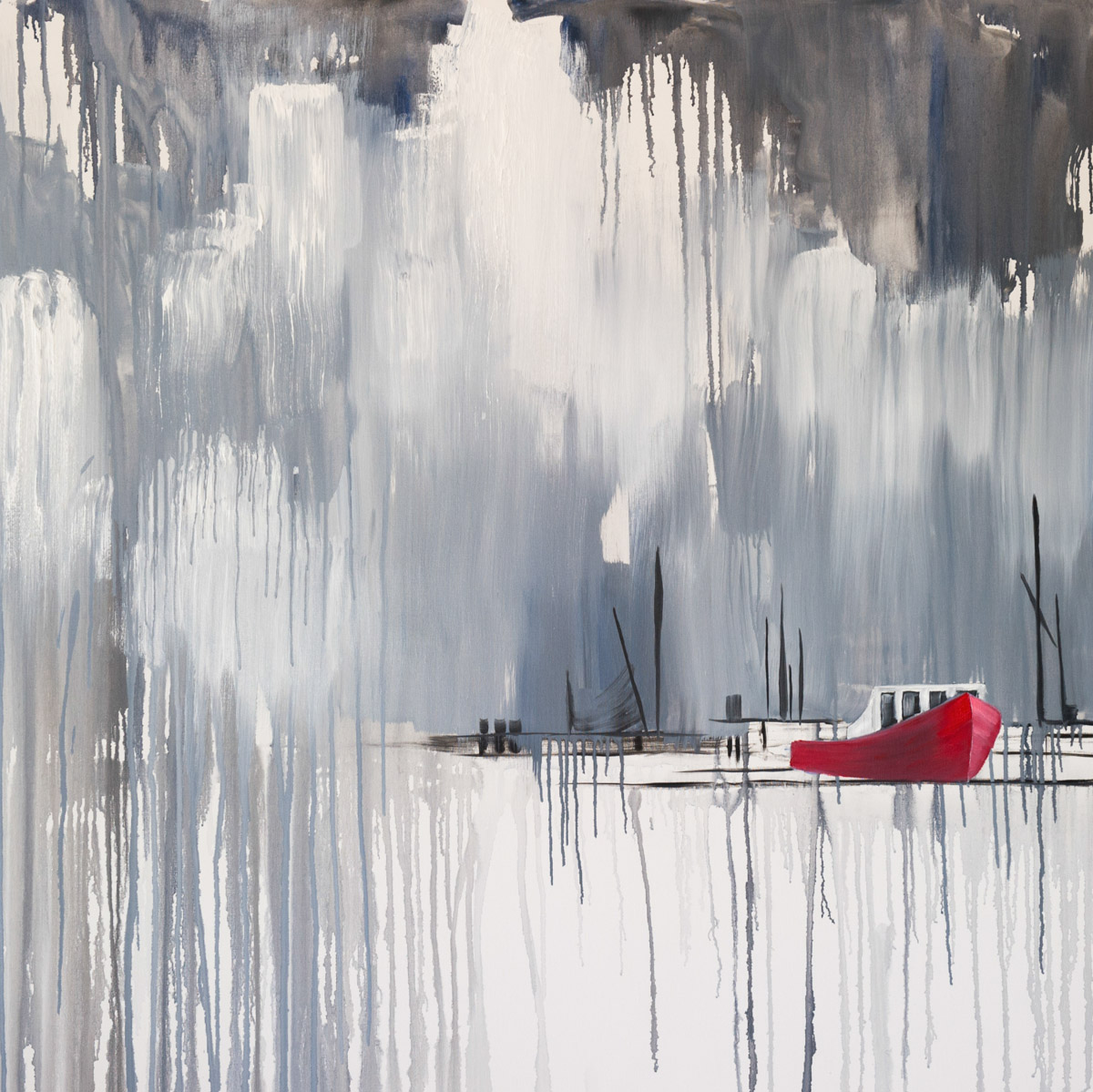 Contemporary Landscape Painter Boston